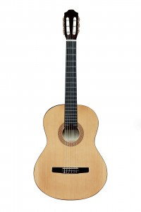 acoustic nylon string classical guitar