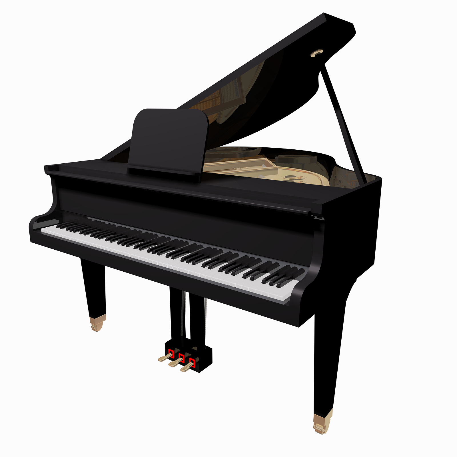 learn how to play piano using computer keyboard