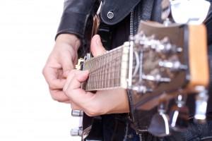 guitar bending