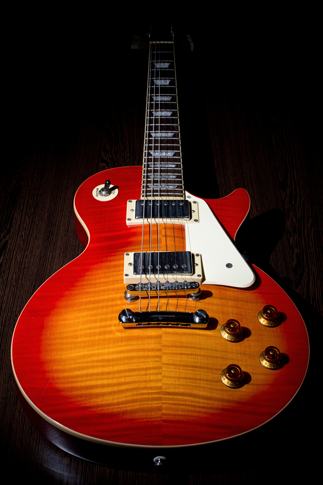 the most famous guitars in rock history. Black Bedroom Furniture Sets. Home Design Ideas