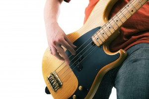 rock and funk bass guitar styles